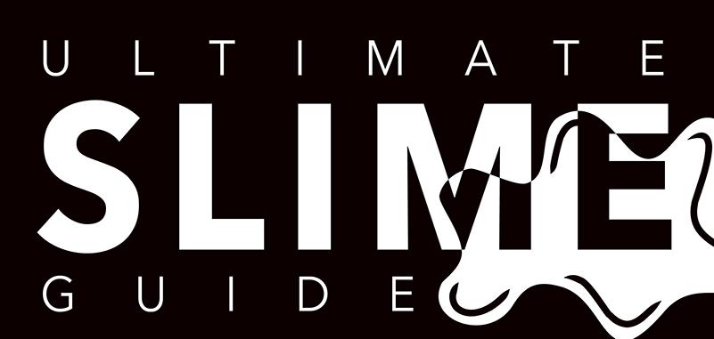 Slime Book Logo